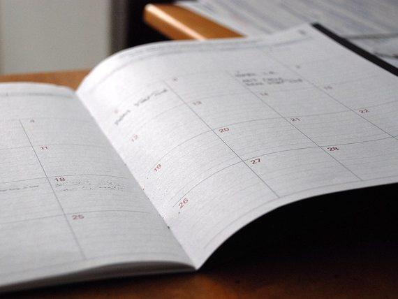 calendario académico de la Universidad de Sevilla 2019 - 2020