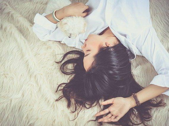 dormir mejor por las noches