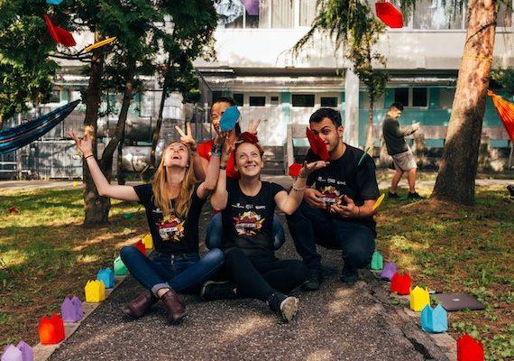 La vida en residencia universitaria Cartuja en Sevilla