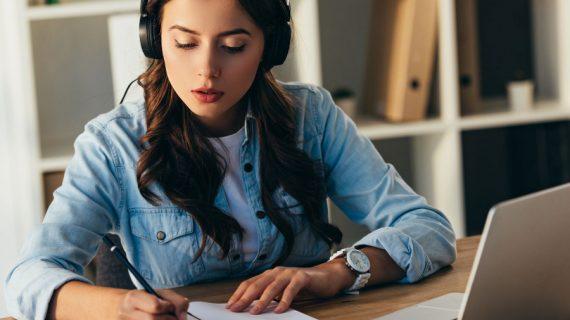 mantener la concentración en las clases online