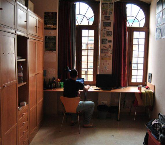 alojarse en residencia de estudiantes cartuja sevilla